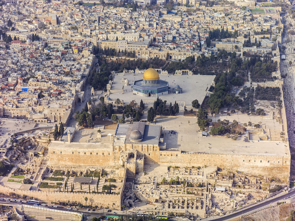 UNESCO and the Temple Mount