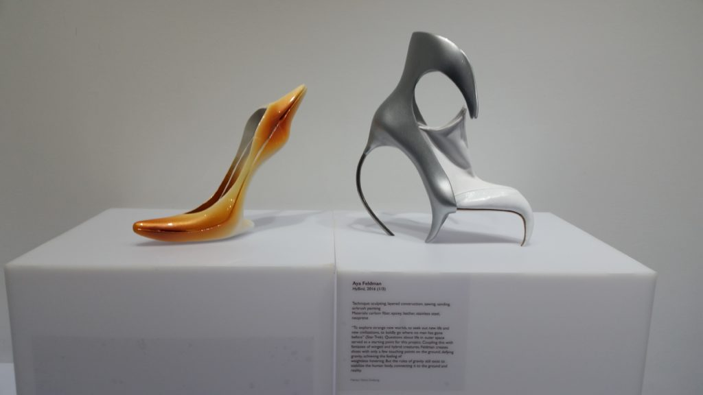 Sculpture for the Sole