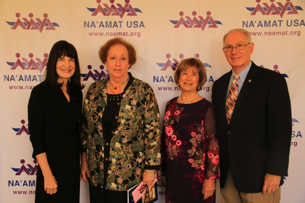 Distinguished Community Leaders Awards Luncheon Means Big Success For NA'AMAT San Fernando Valley Council